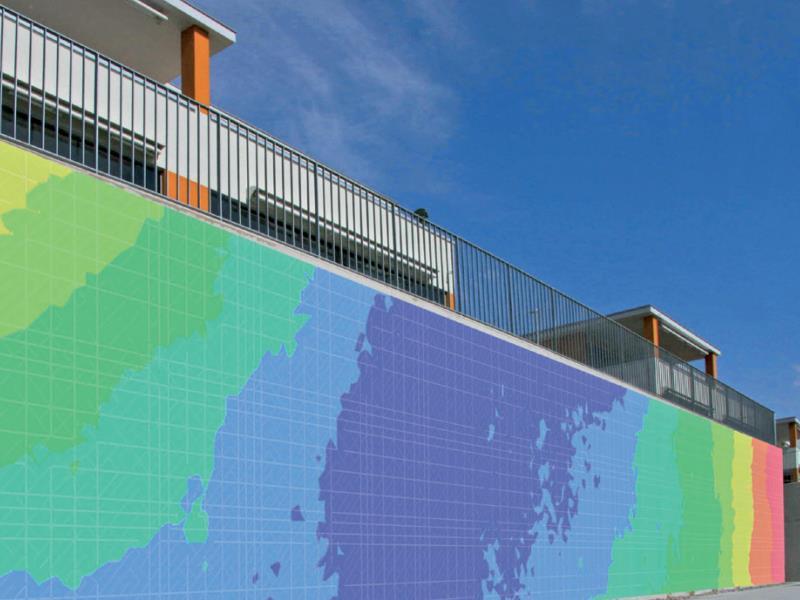 Geomatik und Vermessung: Laserscanning zur Deformationsmessung und Ausführungskontrolle